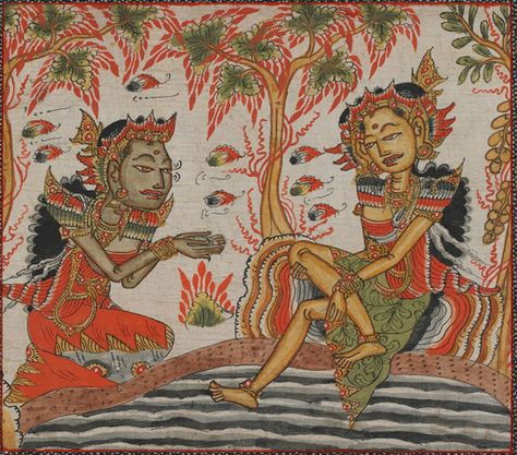 Indonesian art lives, though not in overseas museums