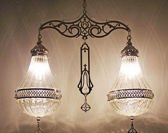 Amazing Turkish Lamp Crackle Glass Hanging Pendant Chandelier Pendant Light Moroccan Unique Lamp Moroccan Turkish Hanging Pendant Lamp In 2020 With Images Turkish Mosaic Lamp Hanging Pendant Lamp Pendant Chandelier