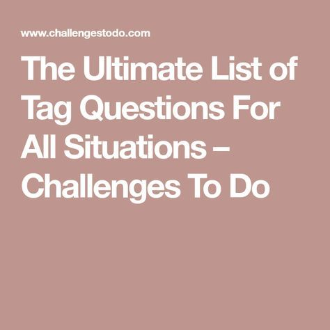 700+ Most Popular YouTube Tag Questions | YouTube Channel