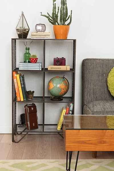 Urban Outfitters / Furniture / Shelf / Home Decor / Interior Design |  Interior Design | Pinterest | Storage Shelves, Lockers And Shelves