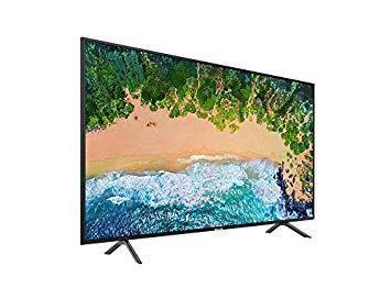 Samsung Ue40nu7192 40 Quot 4k Ultra Hd Smart Tv Wi Fi Black Led Tv Led Tvs 101 6 Cm 40 Quot 3840 X 2160 Pixels Television Connectee Tv Led Televiseur