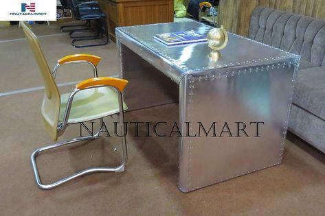 Desk Aviator Table Home Decor