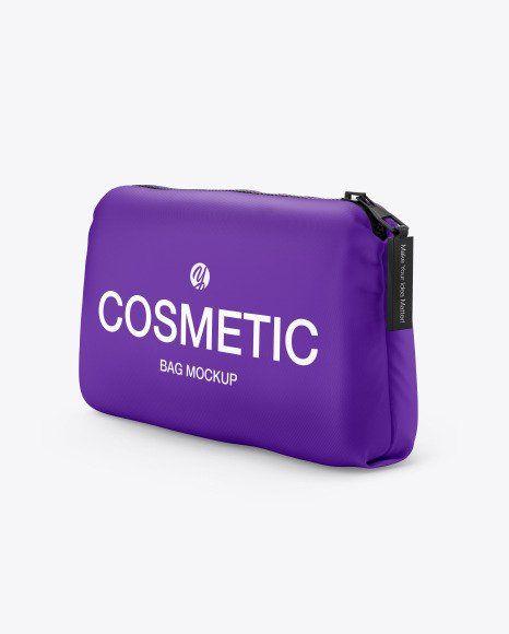 Download Makeup Pouch Mockup Bag Mockup Mockup Design Mockup Free