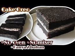 15 Resep Bolu Kukus Oreo 2 Bahan Background Makanan Makanan Pendamping Kue