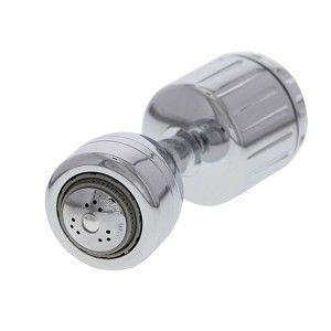 Sprite High Output Ho2 Shower Filter With Massaging Shower Head