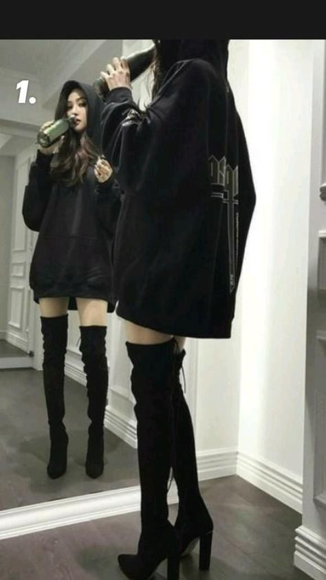 BadA$$ Outfits