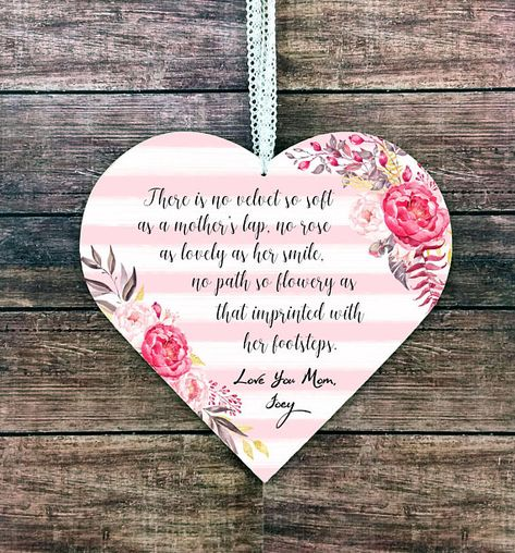 Mothers Day Gift For Mom Personalized