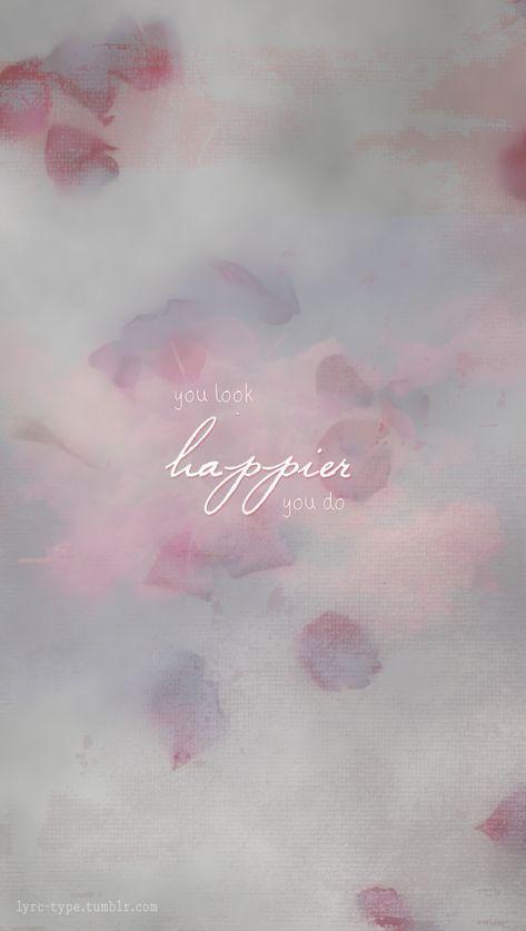// Ed Sheeran - Divide // Happier Supermarket... - Lyrics In Type