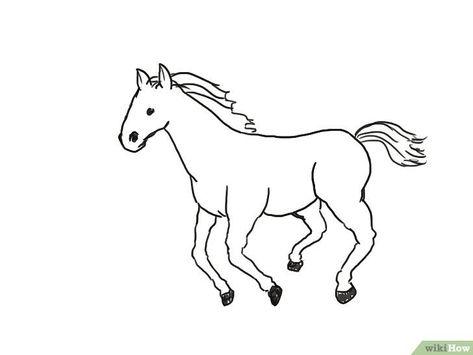 10 Gambar Kartun Kuda Belang 4 Cara Untuk Menggambar Kuda Wikihow Nasrul Nasrullah Home Facebook Ivanildosantos Gambar Kar Gambar Kuda Gambar Kartun Kartun