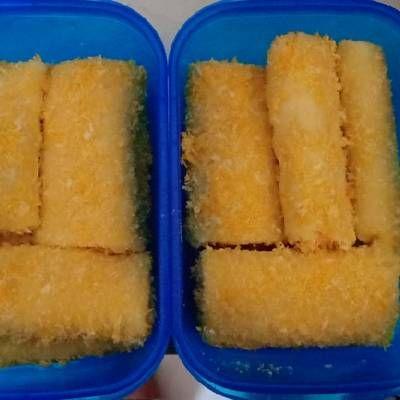 Risoles Ragout Ayam Wortel Simple Enak Creamy Step By Step Wortel Resep Ayam
