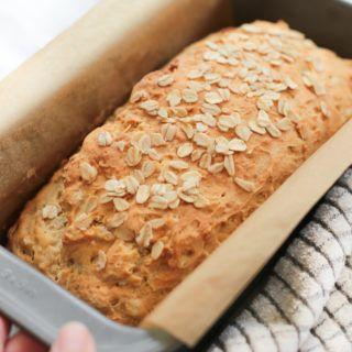 Gluten Free Honey Oat Quick Bread In 2019 Bread Dishes Quick