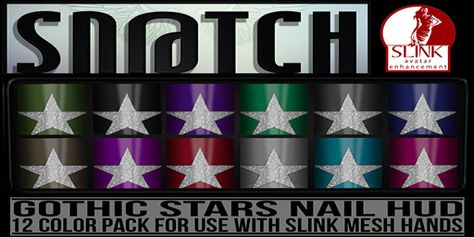 Sn@tch http://slurl.com/secondlife/Snatch%20City/122/133/29