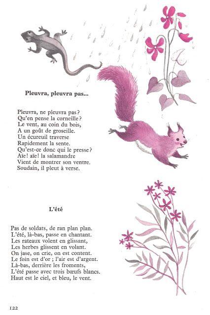 Joie De Vivre Poemes Inedits De M Careme Lire Et Parler Ce1 N 16 En 2021 Poeme Ce1 Poesie Enfant