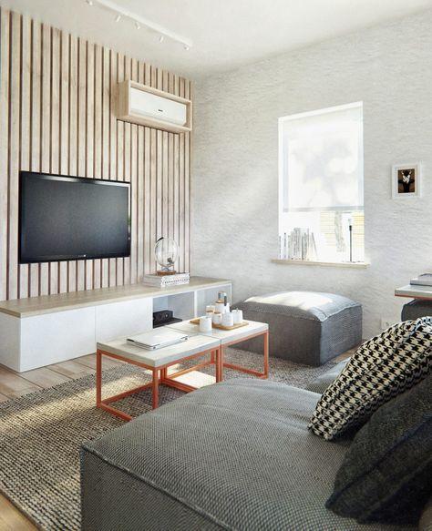 22 idees de meuble tv separation