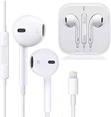 Earbuds Microphone Earphones Stereo Headphones Noise Isolating Headset Fit Compatible With Iphone Xs Xr Xs Max Iphone 7 7 Plus Iphone 8 8plus Iphone X Earphon
