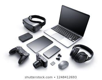 Gadgets Images, Stock Photos & Vectors