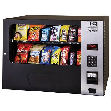 14 Snack Electronic Vending Machine With Validator Vending