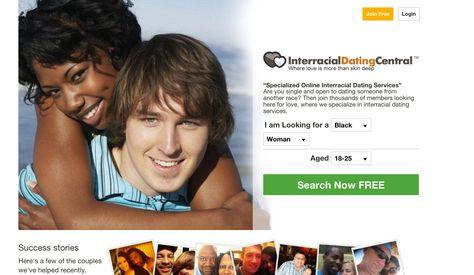 Interracial Dating Central Review- Daitingwebsites101.com