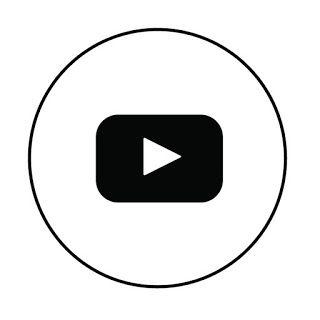 Youtube Vector Logo Black Outline In 2020 Youtube Logo Snapchat Logo Iphone Icon