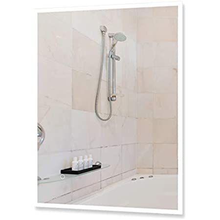 Meykoers Wandspiegel Badezimmerspiegel Led Badspiegel Mit Beleuchtung 80x60cm Warmweiss 3000k S In 2020 Badezimmerspiegel Led Badezimmerspiegel Spiegel Mit Beleuchtung
