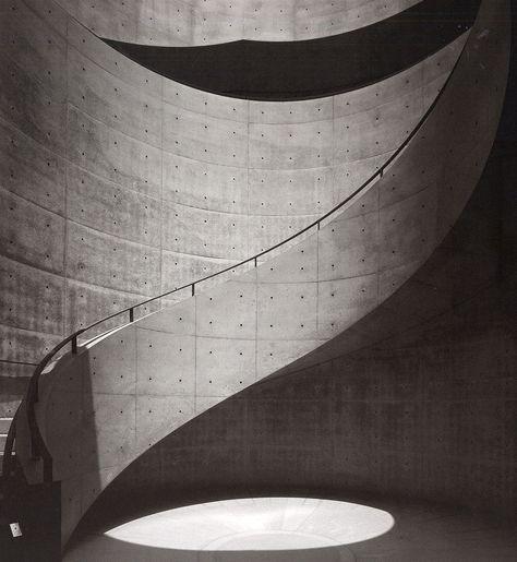 Hyogo Prefectural Museum of Art by Tadao Ando                                                                                                                                                      Más