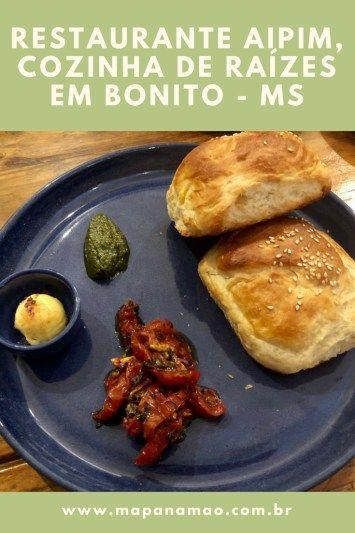 Onde Comer Em Bonito Restaurante Aipim Cozinha De Raizes