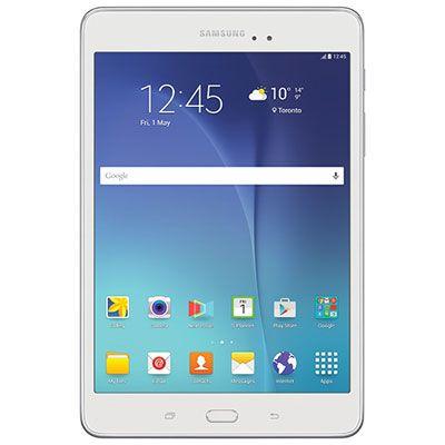Samsung Galaxy Tab A 8 16gb Android 5 0 Lollipop Tablet White In 2020 Samsung Galaxy Tab Samsung Galaxy
