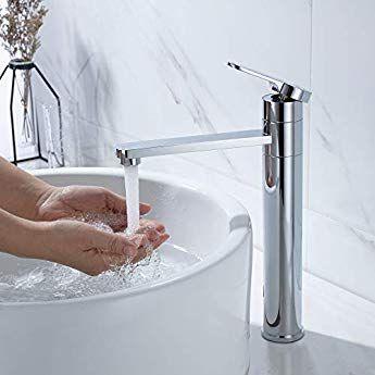 Amazon Marke Umi Essentials Hoch Wasserhahn Waschbecken Armatur