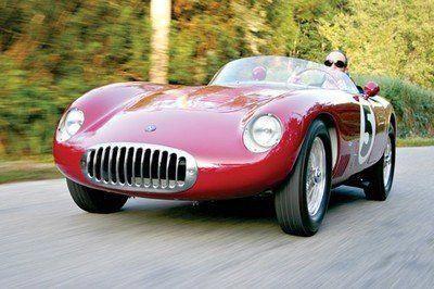 Osca Winner 1956 Osca Mt4 Maseraticlassiccars Maserati