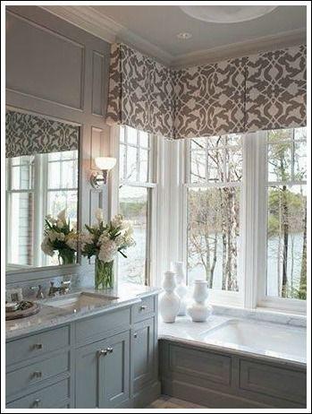 Modern Window Treatments, Kitchen And Bathroom Window Curtains