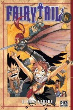 Fairy Tail Vol 8 Fairy Tail Titre De Livre Et Livre