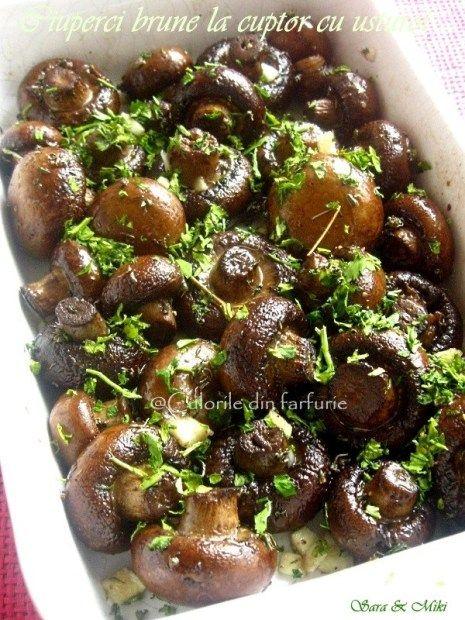 ciuperci brune)