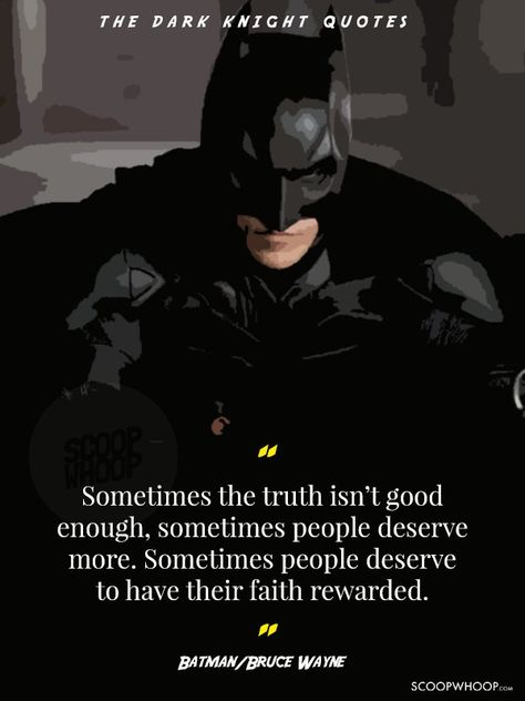 20 Quotes From The Dark Knight That Prove It's Still One Of The Best Superhero Movies Of All Time