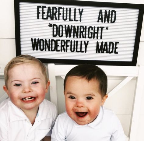 we are all fearfully and downright wonderfully made!