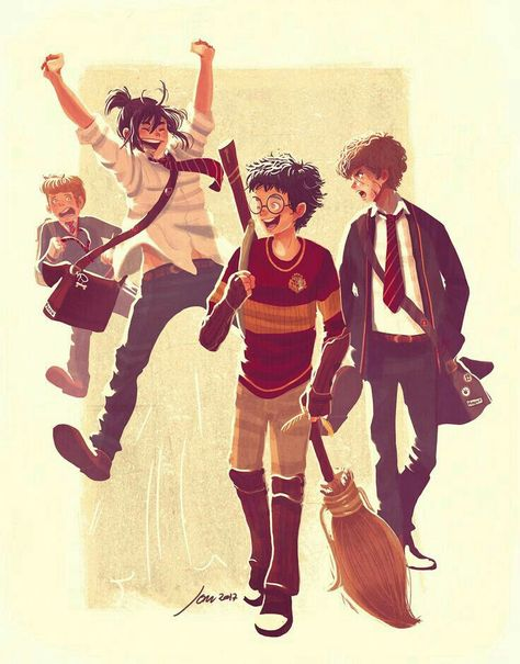 Stuff about the Marauders #fiksipenggemar # Fiksi Penggemar # amreading # books # wattpad Fanart Harry Potter, Harry Potter Artwork, Marauders Fan Art, Marauders Era, Fan Art Naruto, Saga, Desenhos Harry Potter, Funny Character, Wolfstar