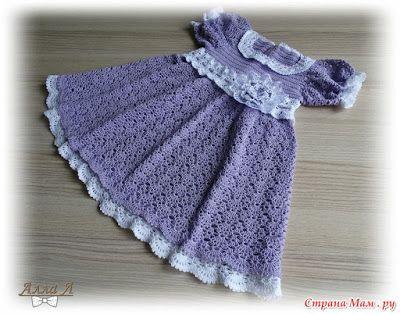 All Free Crochet Crochet Baby Dress Crochet Dress Crochet Dress