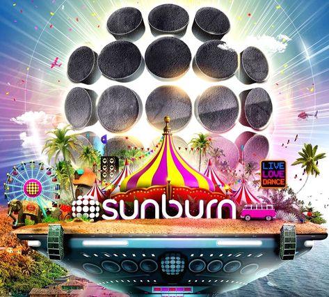 Sunburn Music Festival 2019: Bigger than ever