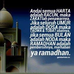 Kata Kata Mutiara Islami Bulan Ramadhan Kata Kata Mutiara