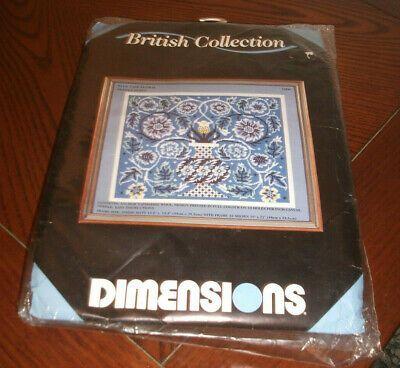 "Twilleys of Stamford KISS Chunky Cross Stitch Cushion Front Kit 16/"" x 16/"""