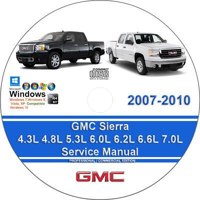 Advertisement Ebay Gmc Sierra 2007 2008 2009 2010 Factory