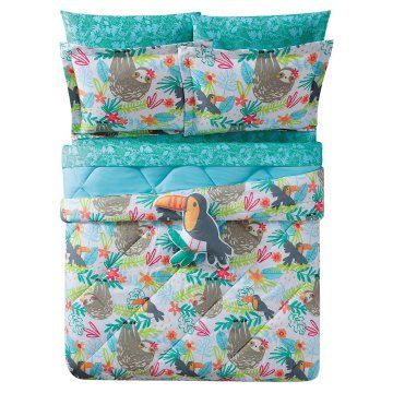 Hanging Out Comforter Set By Laura Hart Kids Comforter Sets Queen Size Comforter Beautiful Duvet Cover