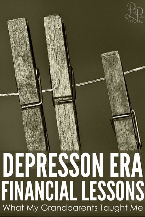 The Depression Era Lessons I Learned From My Grandparents