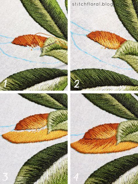 Magnolia Stitch Along Part 5