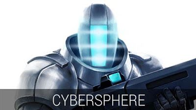 Download Game CyberSphere: Sci-fi Shooter MOD APK (Infinite