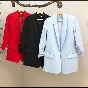 Renkli Kadin Ceket Modelleri Gorsel Moda Kadin Ceketleri Kadin Moda