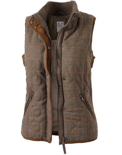 Women's Forres Gilet from Crew Clothing