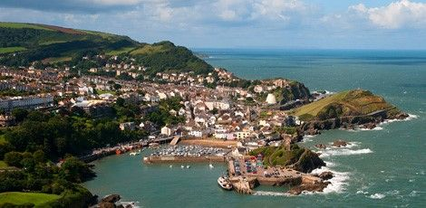 Ilfracombe Harbour | Towns to Visit in North Devon | Smythen Farm Holiday Cottages | http://www.smythenfarmholidaycottages.co.uk/devon-holiday-cottage-blog/towns-to-visit-north-devon