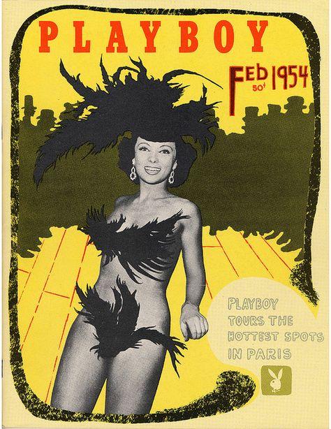 Playboy February 1954