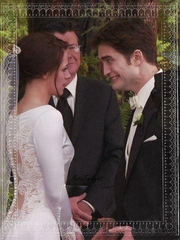 Breaking Dawn Part 1 Bts Breaking Dawn Wedding Breaking Dawn Wedding