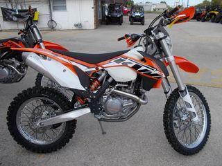2014 Ktm 450 Xc W Fuel Injected 4 Stroke Chain Drive New Motorcross Ktm Ktm Motocross